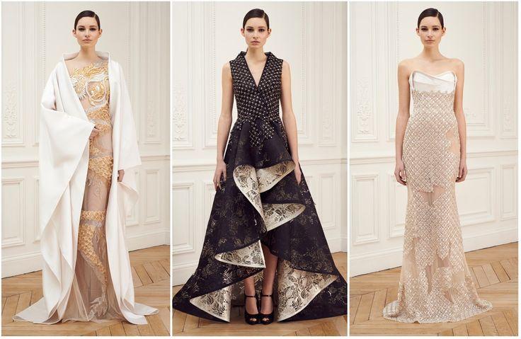 Rami Al Ali Spring Summer 2015 at Paris Couture Fashion WeekRami Al Ali collection Haute Couture printemps-été 2015. Paris semaine de la mode  http://ramialali.tumblr.com/