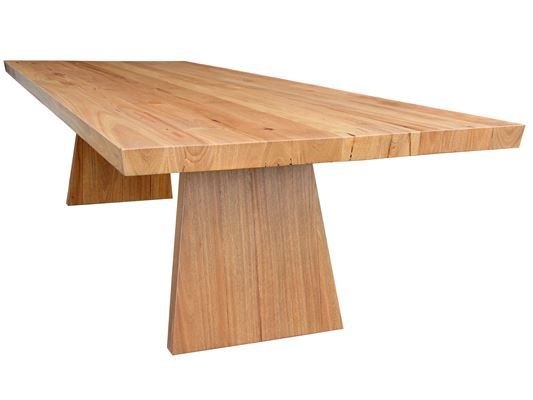 Boxed Top Dining Table