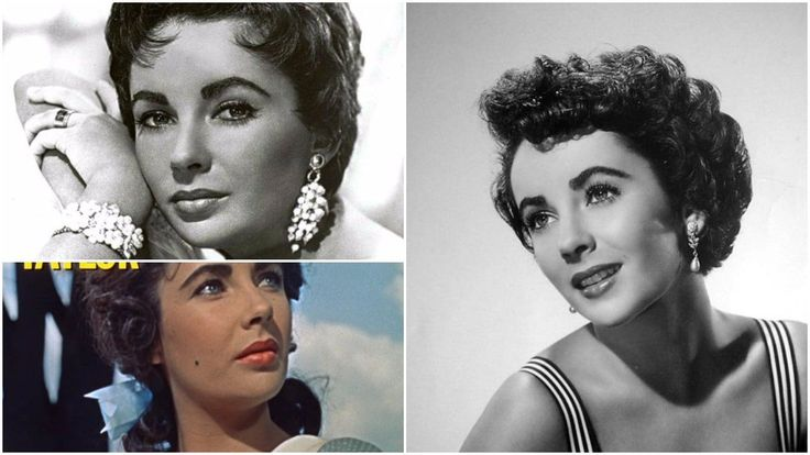 "Elizabeth Taylor's dark outlined eyes were due to a rare mutation giving her ""double eyelashes"""