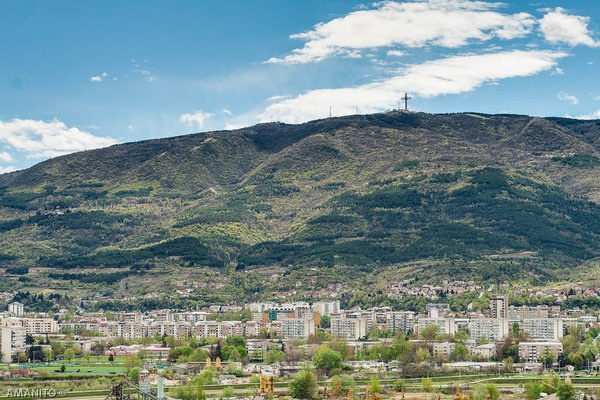 Skopje by Vase Petrovski, via Behance