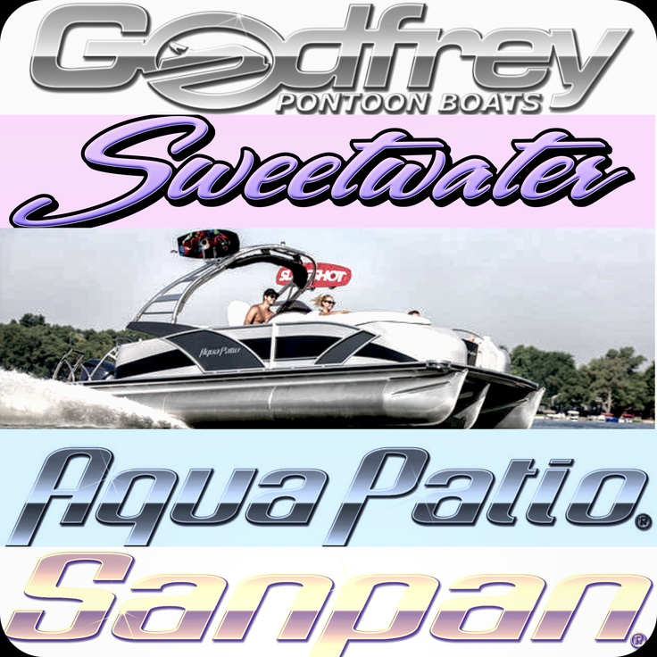 14 Best Images About Sweetwater Pontoon Boats On Pinterest