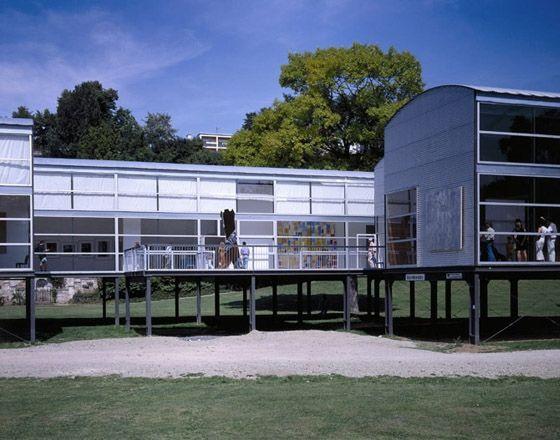 aue pavillions documenta ix kassel 1992 kassel pinterest museen galerien und projekte. Black Bedroom Furniture Sets. Home Design Ideas