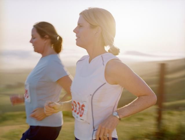 How to Run Without Getting Tired or Breathing Heavy