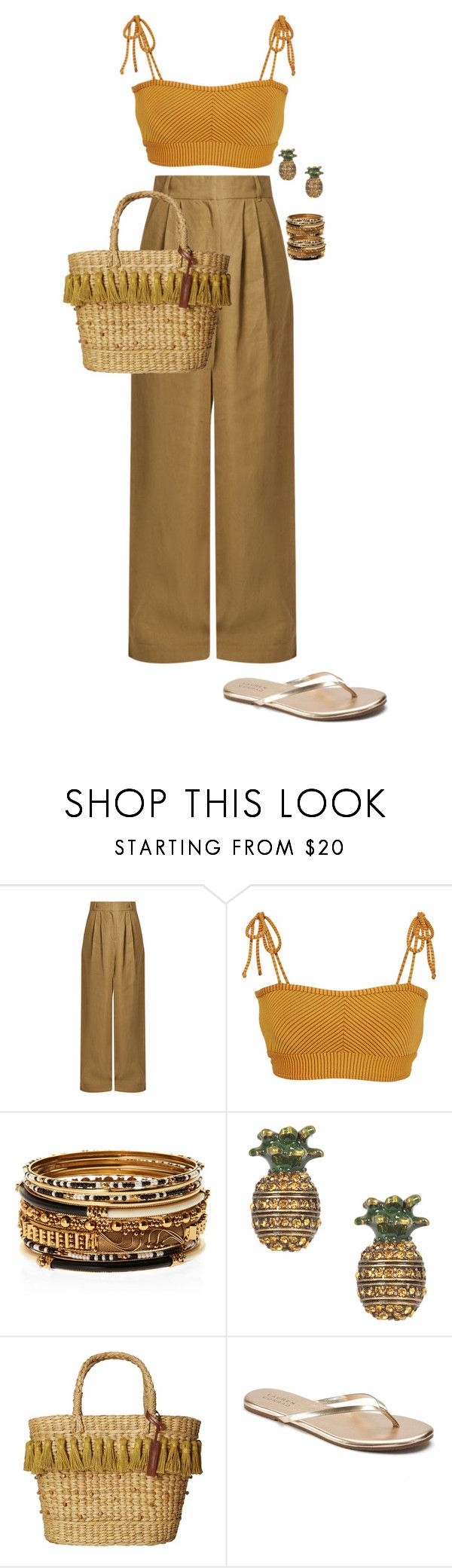 """Carter"" by ccoss on Polyvore featuring TIBI, Made By Dawn, Amrita Singh, Marc Jacobs, White Stuff and LC Lauren Conrad"