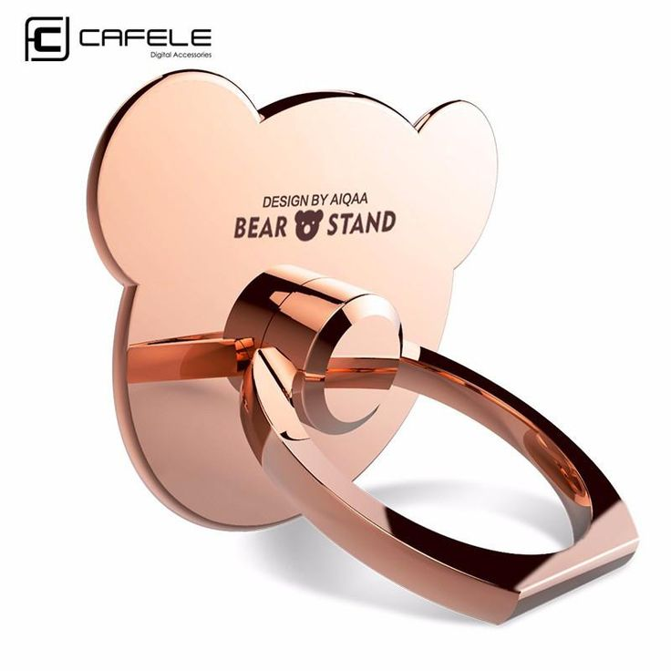 Finger Ring Mobile Phone Universal Stand Holder For iPhone 7 iPad2 Samsung S8 all Smart Phone