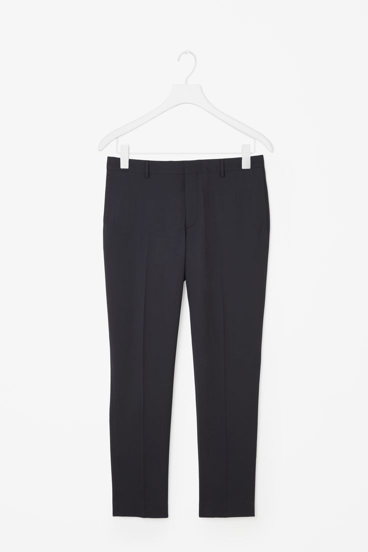 COS | Lightweight wool trousers