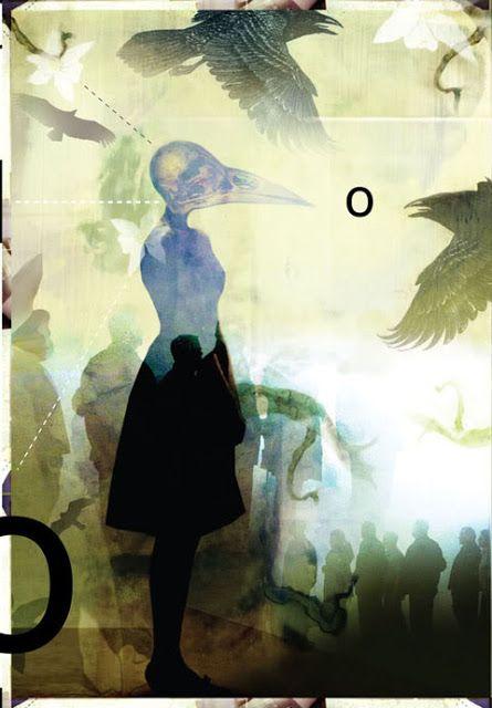Surrealismo e l'arte visionaria: Valentina Brostean