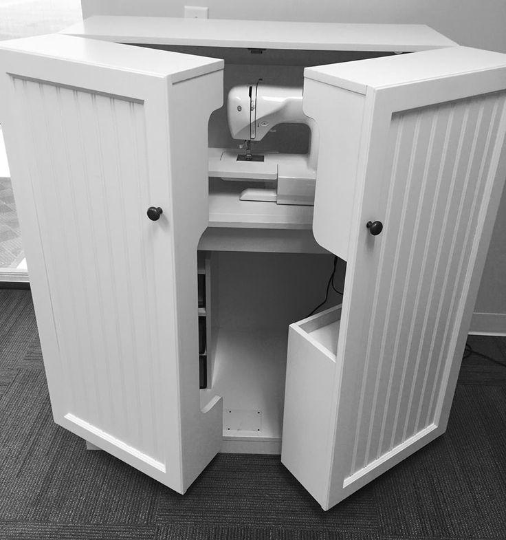 9 besten n hschrank sewingbox bilder auf pinterest. Black Bedroom Furniture Sets. Home Design Ideas