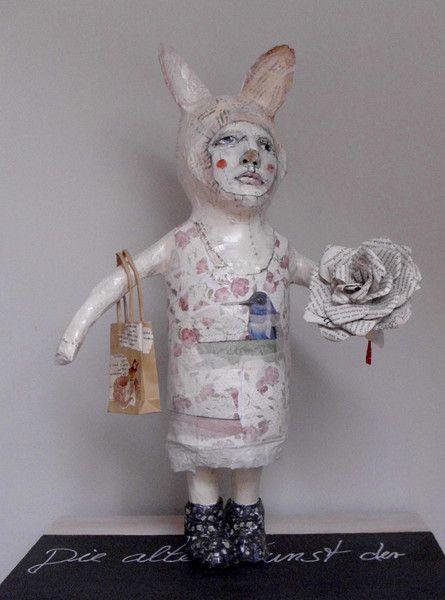 Feine Damme von Galerie MIZUMI auf DaWanda.com
