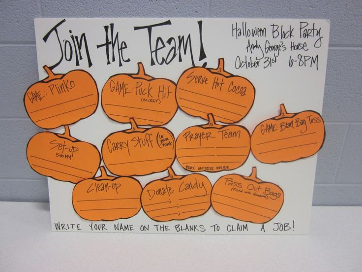 Halloween and Fall Party Ideas for Church and Home | Growing Kids Ministry