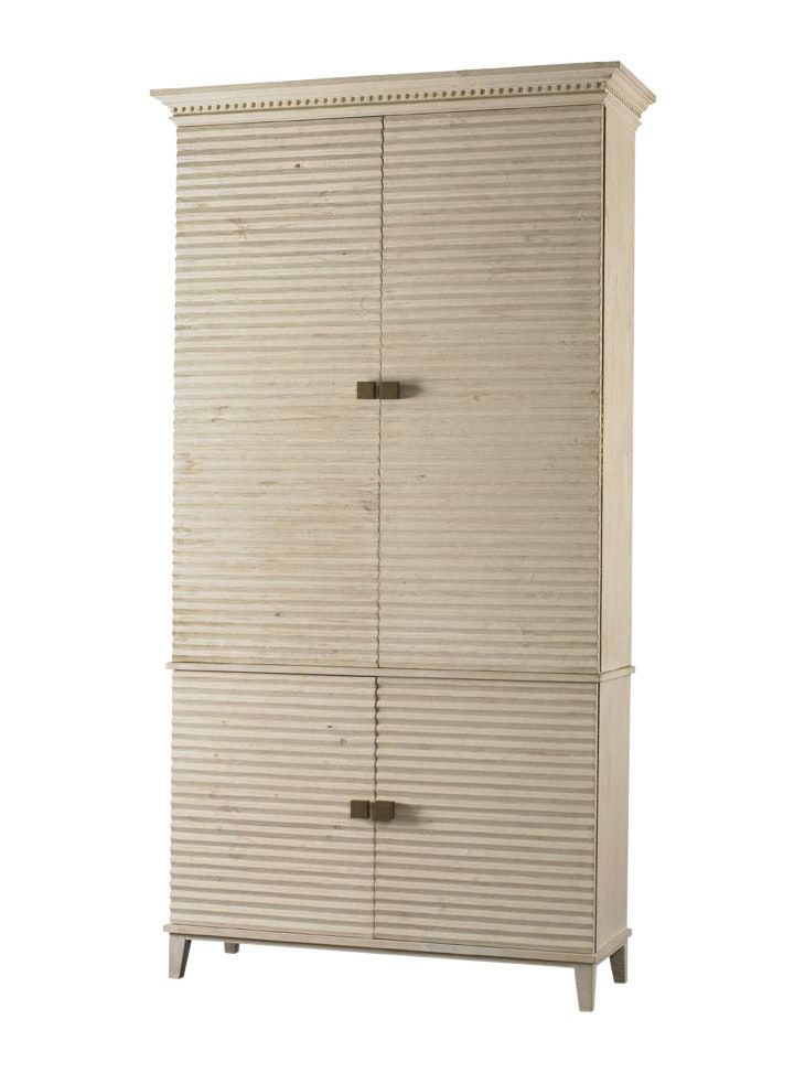 Buy Belmont Tall Cabinet By Mr Brown London   Made To Order Designer  Furniture