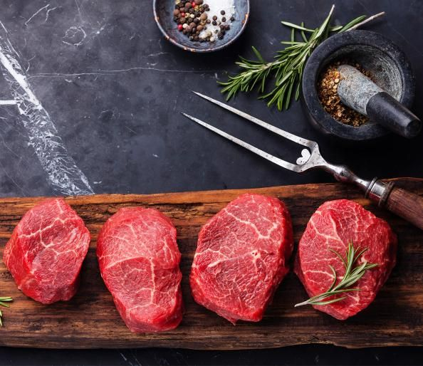 Feel better about red meat with these lean cuts. Plus: fatty slabs to avoid.