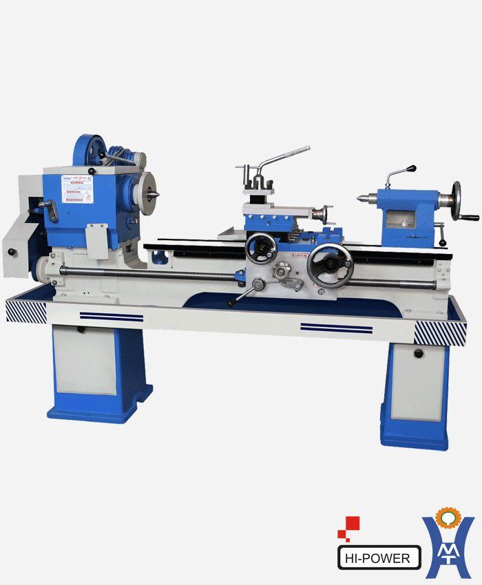 Hi-Power Medium Duty Lathe Machine 4.5 Feet Bed Length