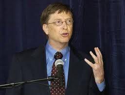 Bill Gates – $89.1 Billion – Microsoft, Richest Man in the World – Business #LefthandersIntl - http://Left-handersInternational.com ...