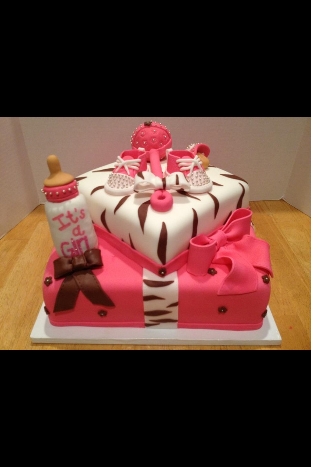 Image Baby Shower Cakes