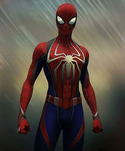 Awesome Spidey art