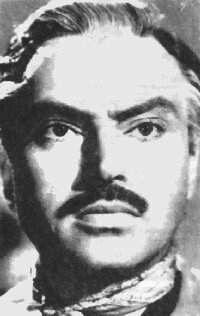 """Pedro Gregorio Armendáriz Hastings (Tlatelolco, Ciudad de México, México; 9 de mayo de 1912 - Los Angeles, California; 18 de junio de 1963) fue un actor de la llamada """"Época de Oro del cine mexicano"""" que también participó en películas de Hollywood y europeas."""