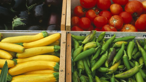 Annual global organic sales are now valued at more than $72-billion (U.S.) and 58 per cent of Canadians buy organic products every week.
