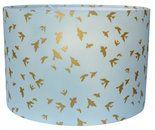 #mintgroene #babykamer lamp