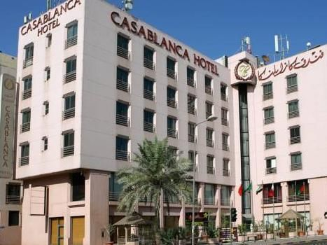 Manama Casablanca Hotel Bahrain, Middle East Located in Manama City Center, Casablanca Hotel is a perfect starting point from which to explore Manama. The hotel offers guests a range of services and amenities designed to provide comfort and convenience. All the necessary facilities, including free Wi-Fi in all rooms, 24-hour front desk, 24-hour room service, Wi-Fi in public areas, car park, are at hand. Each guestroom is elegantly furnished and equipped with handy amenities. T...
