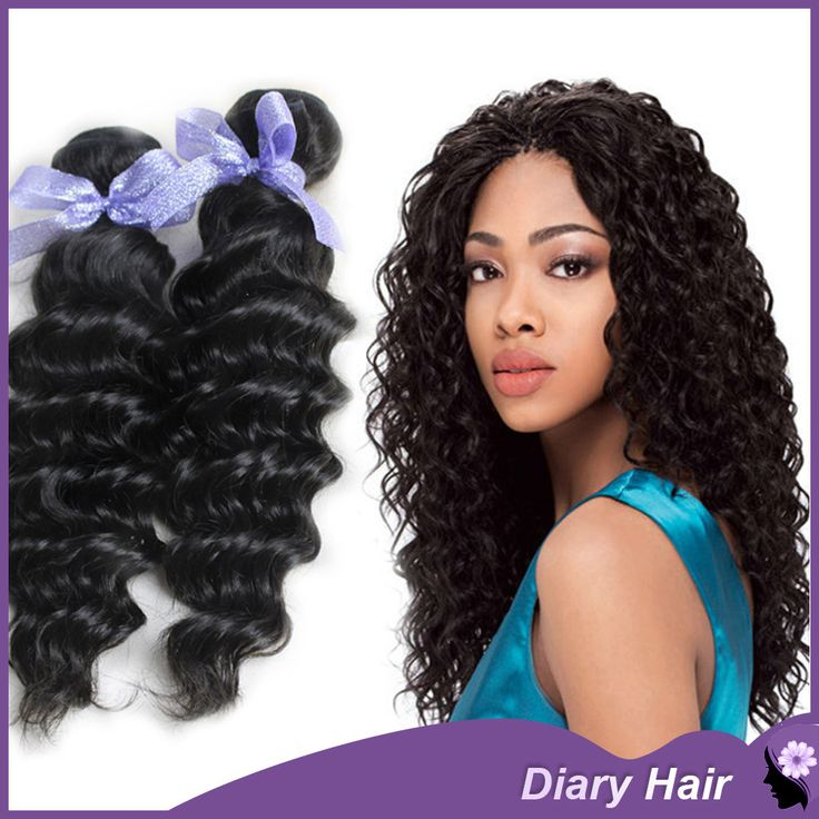 Find More Hair Weaves Information About Peruvian Deep Wave