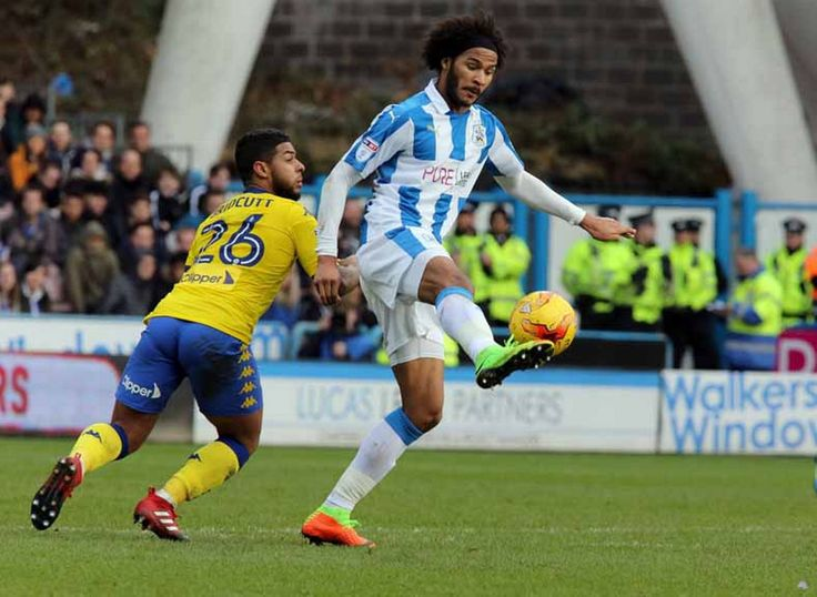 """Huddersfield Town """"The"""