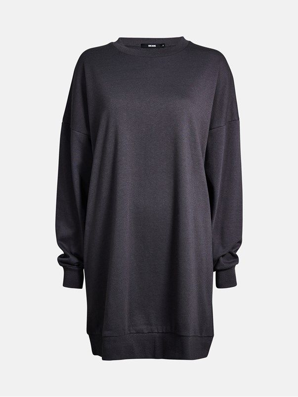 Jimmy sweater | | Lys grå | BikBok | Norge  Str.L