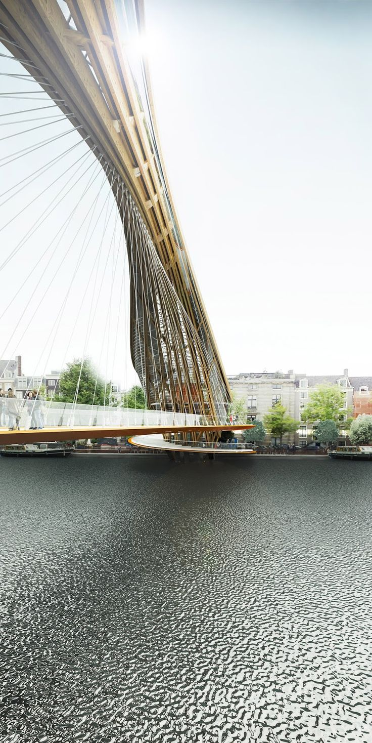 WOODEN BRIDGE, NETHERLANDS   Real WoWz :: Laurent Saint-Val