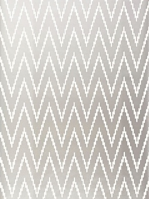 DecoratorsBest - Detail1 - Sch 5005993 - Kasari Ikat - Silver - Wallpaper - - DecoratorsBest