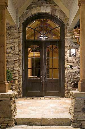 Plan 15662GE: Best-Seller with Many Options. Big DoorsGrand ... & Best 25+ Big doors ideas on Pinterest | Main door Entrance doors ... Pezcame.Com