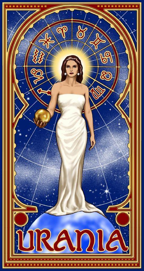 51 Best Goddess Urania Images On Pinterest Mythology