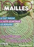 1000 Mailles № 117 06-1991 Les Napperons - L'Eternelle Beaute