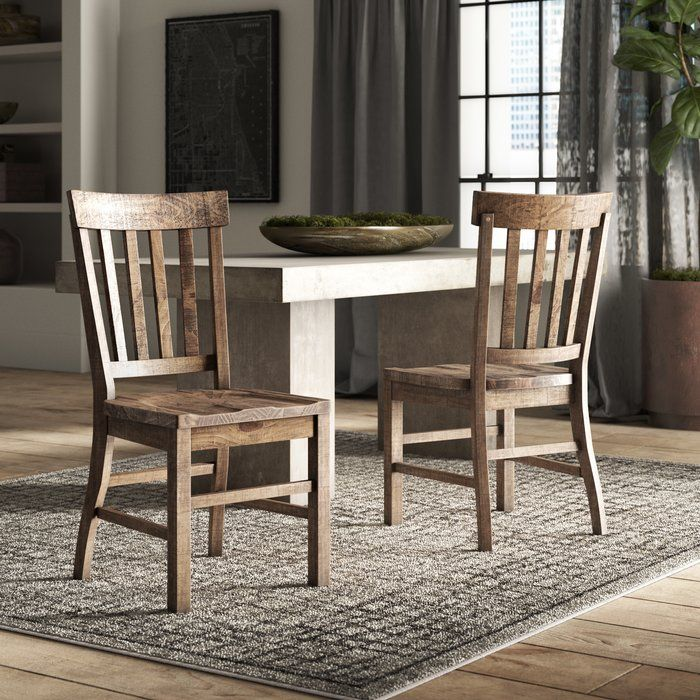 West Point Solid Wood Dining Chair Solid Wood Dining Chairs Dining Chairs Dining Chair Set Solid wood dining room chairs