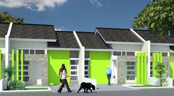 sketsa rumah minimalis modern 1 lantai type 36 4