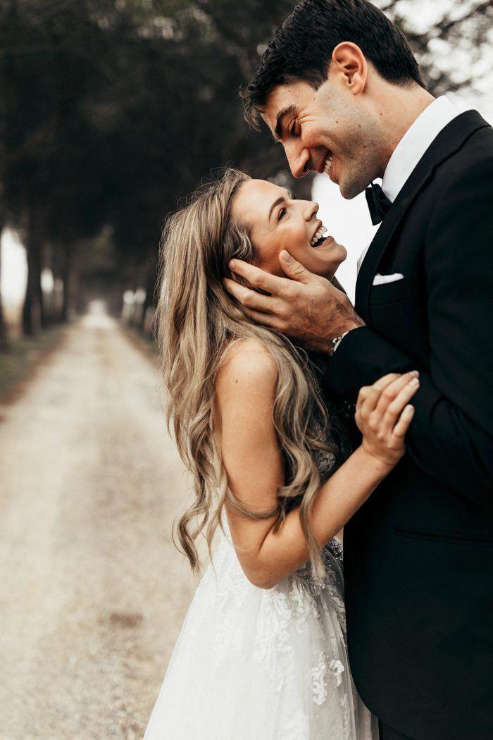 Diese atemberaubende Hochzeit in der Toskana ist ein italienisches Märchen …   – Fotoinspo