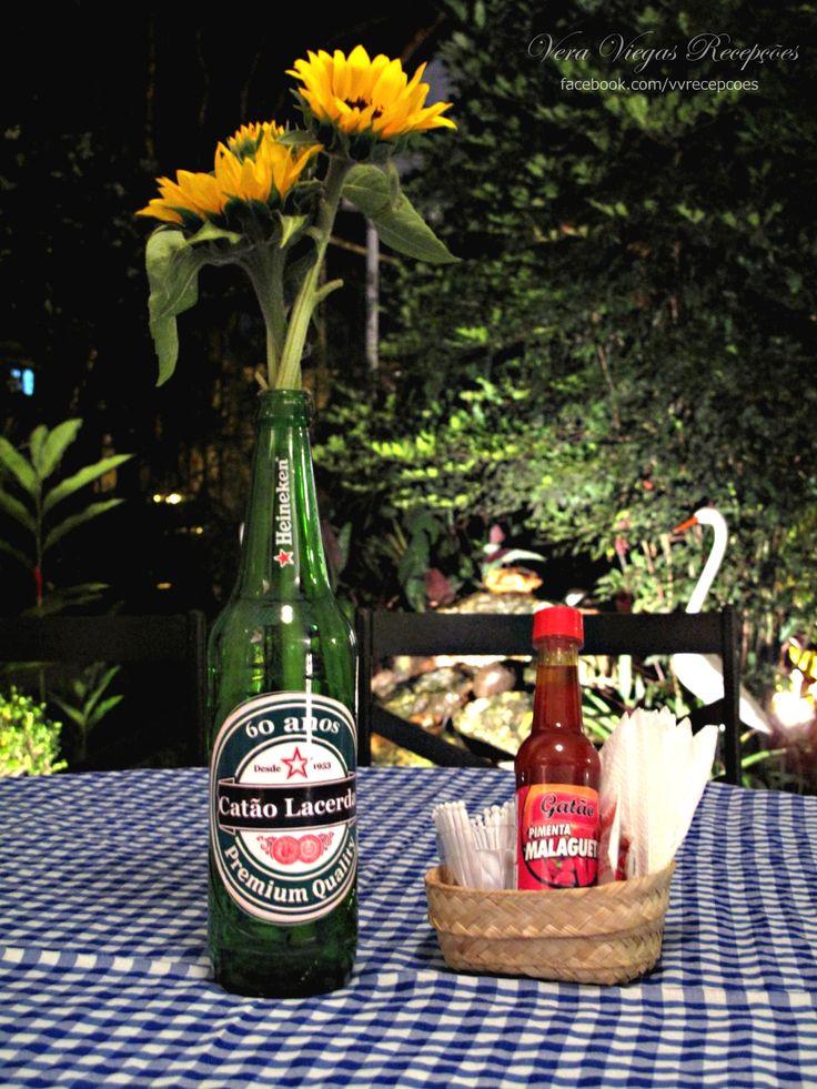 decoracao de um boteco:Festa comida de boteco – a decoração! Com direito a rótulos