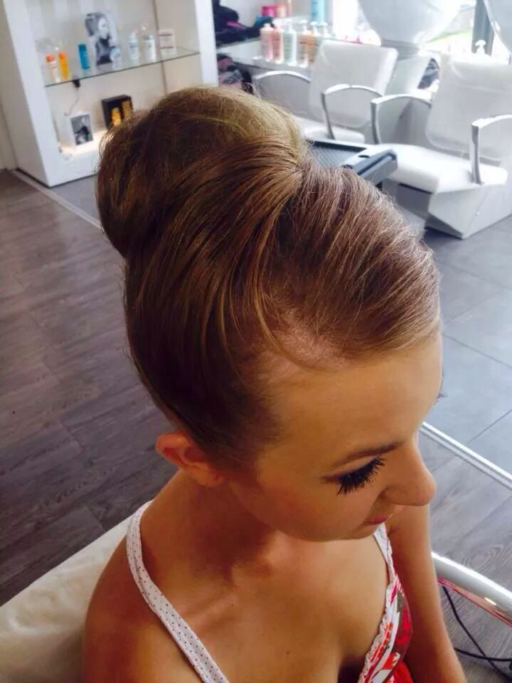 Elegant bun by ART Hair Design (Mullingar)