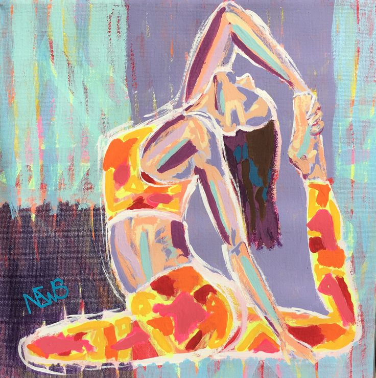 Best 25+ Yoga Painting Ideas On Pinterest