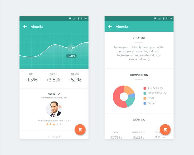 Web App Design Web Design User Interface App Interface