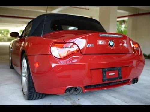 Used BMW Z4 M Roadster Cars [Automobiles] With 2 Doors