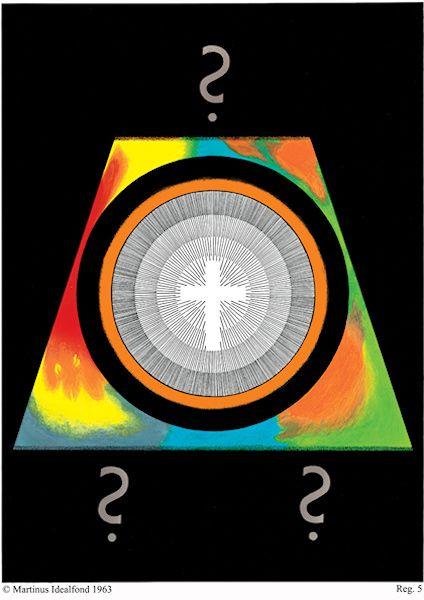 "symbol no. 05. "" cosmic unconseiousness """