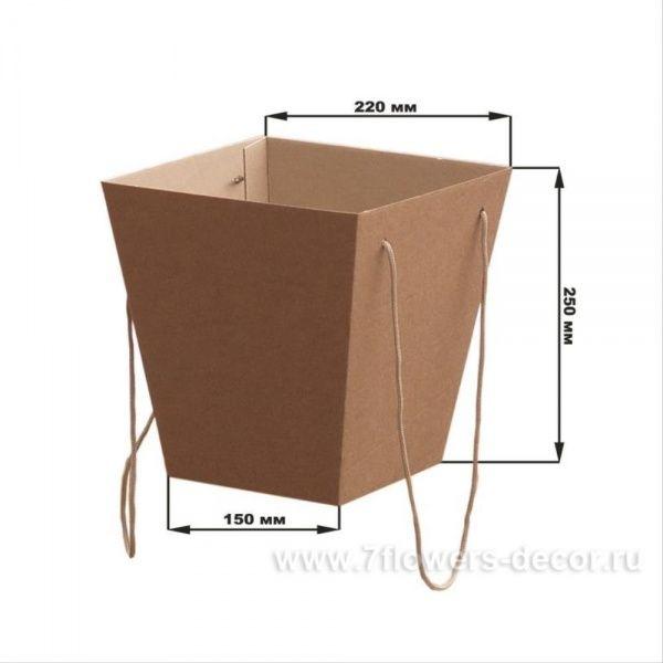 Сумки, пакеты, коробки упаковочные для цветов / магазин 7ЦВЕТОВДекор
