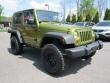 2007 Jeep Wrangler 4WD X. I'd sell my Commander for this!