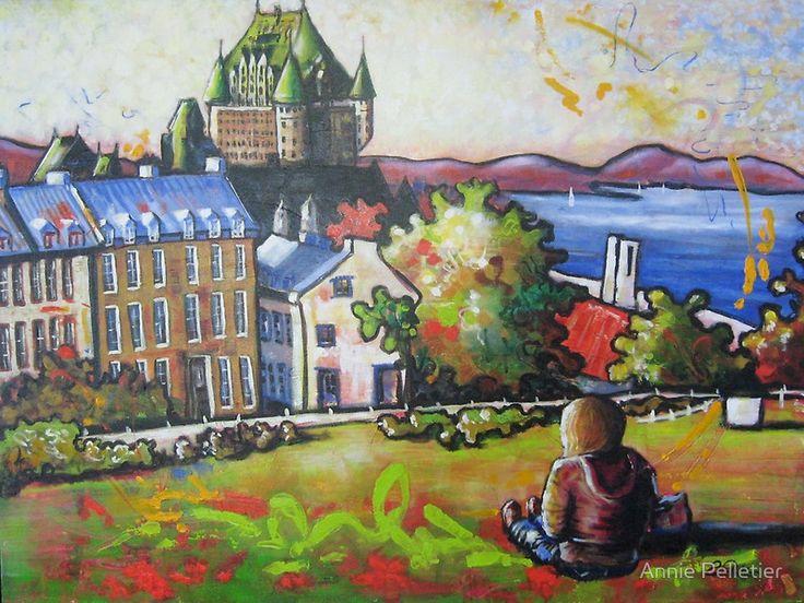 Je me souviens La ville où on a tourné Le Gobelin #Dokkabei #Québec
