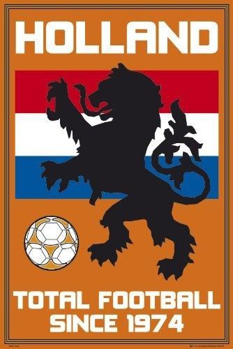 Holland National Soccer Team Poster by GB Eye, http://www.amazon.com/dp/B005JJARXM/ref=cm_sw_r_pi_dp_xOborb173K6CT