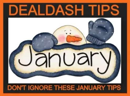January's  DealDash Tips You Shouldn't Ignore - DealDash Tips