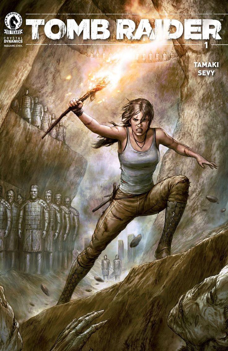 Tomb Raider (2016) #1