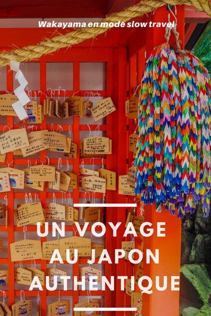 Un voyage au Japon authentique et hors des sentiers battus: en mode slow travel à Wakayama Un voyage hors du commun entre onsens, ryokan, campagne, randonnée, vélo, plages, et bien plus encore!