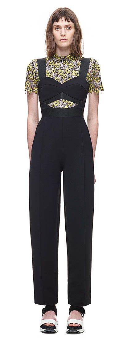 Lulu Tapered Leg Jumpsuit