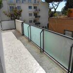 Parapetto su misura in vetro satinato - Roma - VetroeXpert - Balaustre Parapetti Recinzioni